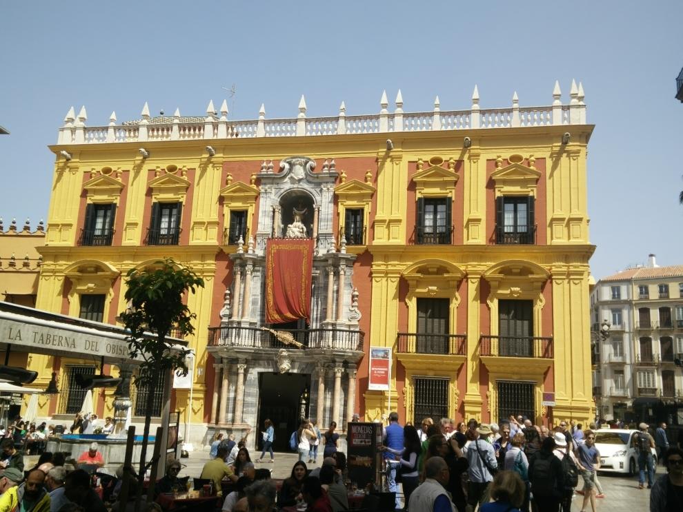 23-04-2019 Malaga - Lizbona (Cascais)